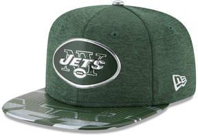 New Era New York Jets 2017 Draft 9FIFTY Snapback Cap