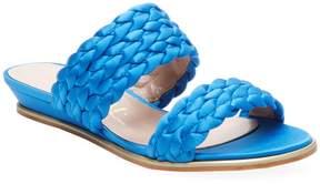 Aperlaï Women's Braided Open-Toe Sandal