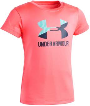 Under Armour Toddler Girl Graphic Performance Tee