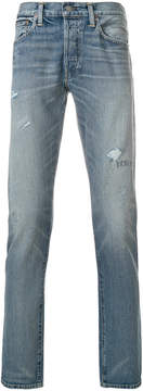 Polo Ralph Lauren ripped jeans