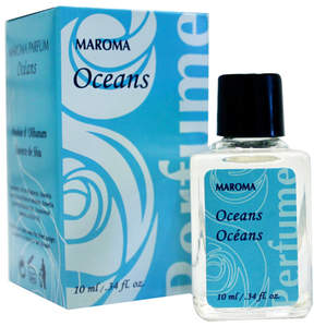 Smallflower Oceans Perfume Oil by Maroma (0.34oz Perfume)