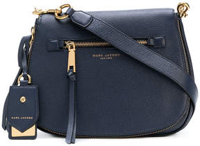 Marc Jacobs Recruit Nomad saddle bag - BLUE - STYLE