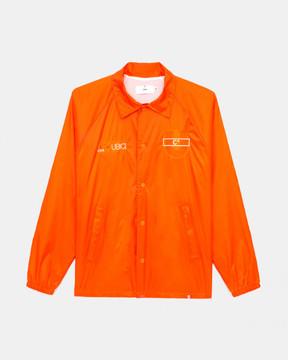 Ubiq x The CXX Coaches Jacket (Orange)