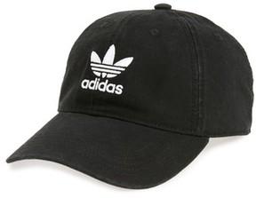 adidas Men's Relaxed Baseball Cap - Black