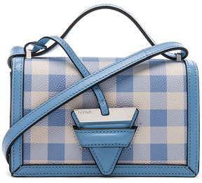 Loewe Gingham Small Barcelona Bag