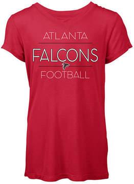 5th & Ocean Women's Atlanta Falcons Rayon V T-Shirt