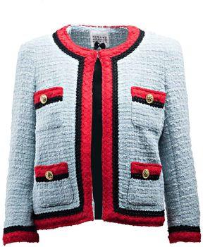 Edward Achour Embroidered Jacket