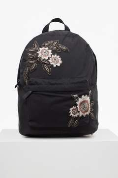 French Connection Jayne Embroidered Backpack