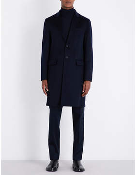 Joseph Caversham wool and cashmere-blend coat