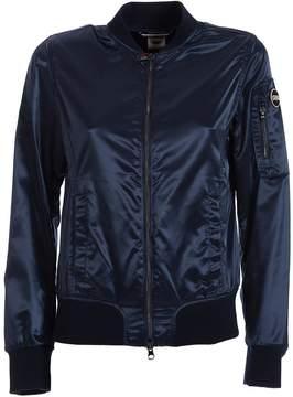 Colmar Satin Blue Jacket