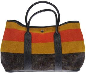 Hermes Garden Party wool handbag - MULTICOLOUR - STYLE