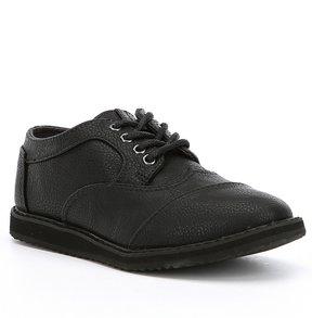 Toms Boys Brogue Dress Sneakers