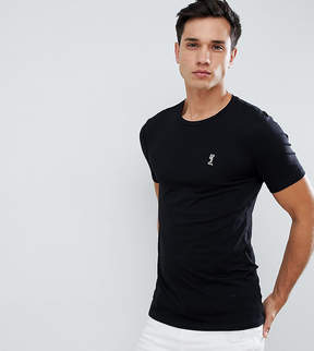 Religion Tall Crew Neck T-Shirt In Muscle Fit
