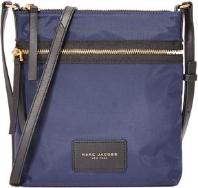 Marc Jacobs Nylon Biker Cross Body Bag - MIDNIGHT BLUE - STYLE