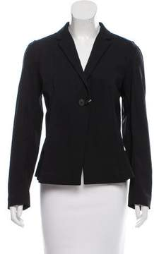 Calvin Klein Collection Notch-Lapel Fitted Blazer w/ Tags
