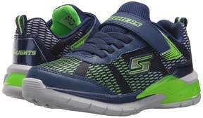 Skechers Erupters II 90553L Lights Boy's Shoes