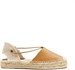 Sole Society Platform Gladiator Sandal Lace-up Espadrille