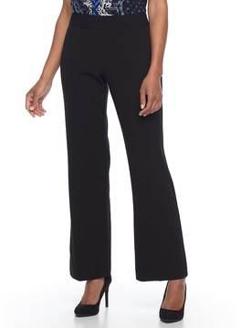 Dana Buchman Women's Pull-On Curvy Dress Pants