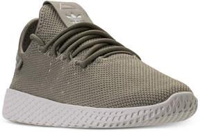 adidas Big Boys' Originals Pharrell Williams Tennis Hu Casual Sneakers from Finish Line