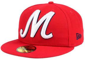 New Era Memphis Redbirds MiLB Logo Grand 59FIFTY Fitted Cap