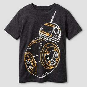 Star Wars Boys' Shaky Line T-Shirt - Charcoal Heather
