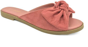 Bamboo Pink Hippie Slide - Women