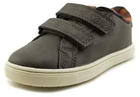 Carter's Gus3 Toddler Round Toe Leather Gray Walking Shoe.