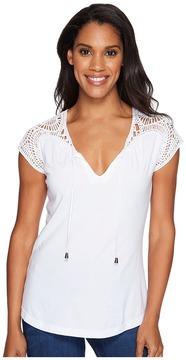 Aventura Clothing Carlene Short Sleeve