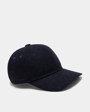 Ted Baker NOTTS Textured wool-blend baseball cap