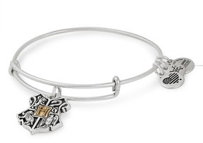 Alex and Ani Women's Harry Potter(TM) Hogwarts(TM) Adjustable Wire Bangle
