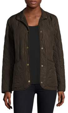 Barbour Combe Polar Quilt Jacket