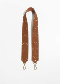 And other stories Studded Suede Removable Strap