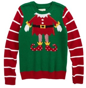 Tucker + Tate Boy's Holiday Elf Sweater