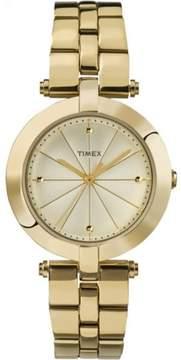 Timex Women's Greenwich |Gold-Tone| Dress Watch TW2P79200