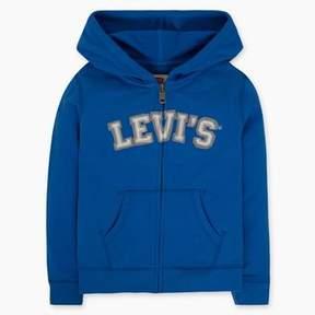 Levi's Toddler Boys (2T-4T) Baldwin Zip Front Logo Hoodie 2xT
