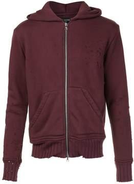 Amiri 'Shotgun' zip hoodie
