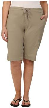 Columbia Plus Size Anytime Outdoortm Long Short Women's Shorts