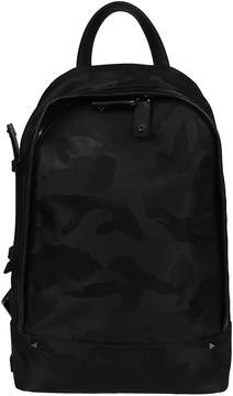 Valentino Camouflage Mono-shoulder Backpack