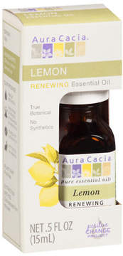 Aura Cacia Essential Oil Lemon