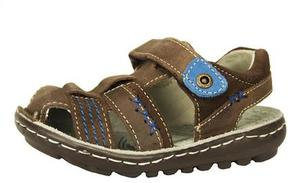 Naturino Brown Fisherman Sandal