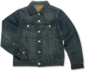Levi's Trucker Denim Jacket, Big Boys (8-20)
