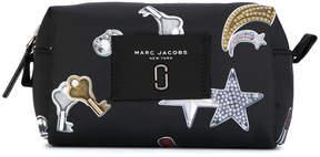 Marc Jacobs printed make up bag