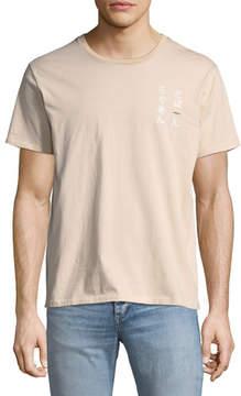 Rag & Bone Men's Raised Graphic Japan T-Shirt