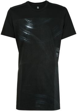 Julius faded circle print T-shirt