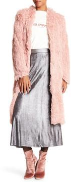 Angie Faux Fur Coat