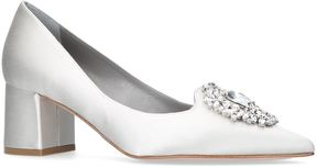 Gina Satin Maxima Pumps