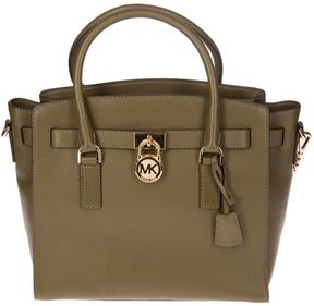 MICHAEL Michael Kors Michael Kors Hamilton Large Satchel - ONE COLOR - STYLE