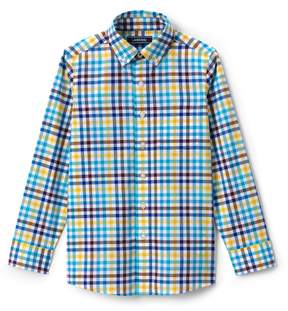 Lands' End Lands'end Little Boys Poplin Shirt