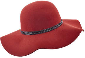 Scala Women's LW640 Ultrafelt Sun Hat with Braided Trim