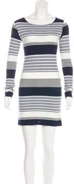 Melissa Odabash Printed Mini Dress